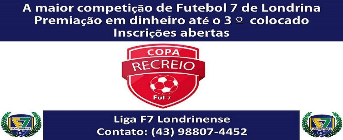 COPA RECREIO DE FUT 7