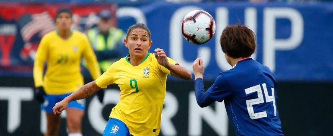 COPA DO MUNDO FEMININA TERÁ COBERTURA ESPECIAL NO BRASIL